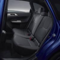 Subaru Impreza WRX STI spec C for Japan
