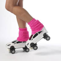 Vauxhall Corsa roller boots