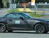 Video : 2012 Mercedes SLK Spied