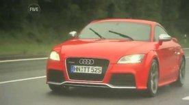 Audi TT RS review video