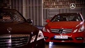 Mercedes car acoustics