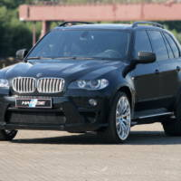 2009 Hartge BMW X5 E70 body kit