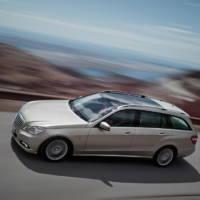 2010 Mercedes E Class Estate photos and details
