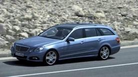 2010 Mercedes E Class Estate promo video