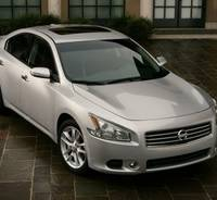 2010 Nissan Maxima Price