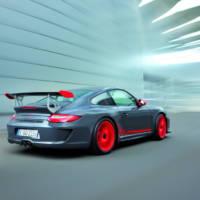 2010 Porsche 911 GT3 RS unleashed