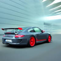 2010 Porsche 911 GT3 RS unleashed