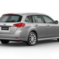 2010 Subaru Legacy and Outback