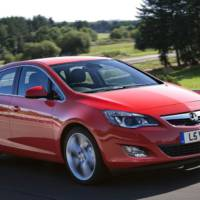 2010 Vauxhall Astra gets new engines