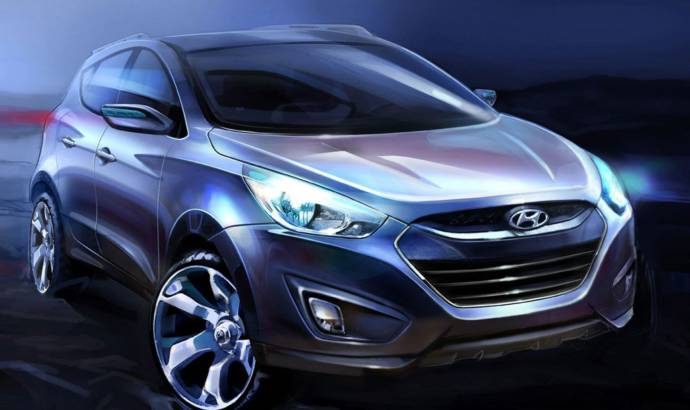 2011 Hyundai ix35 teaser