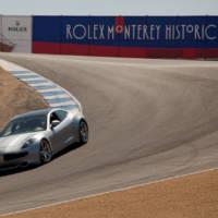 Fisker Karma PHEV driving debut