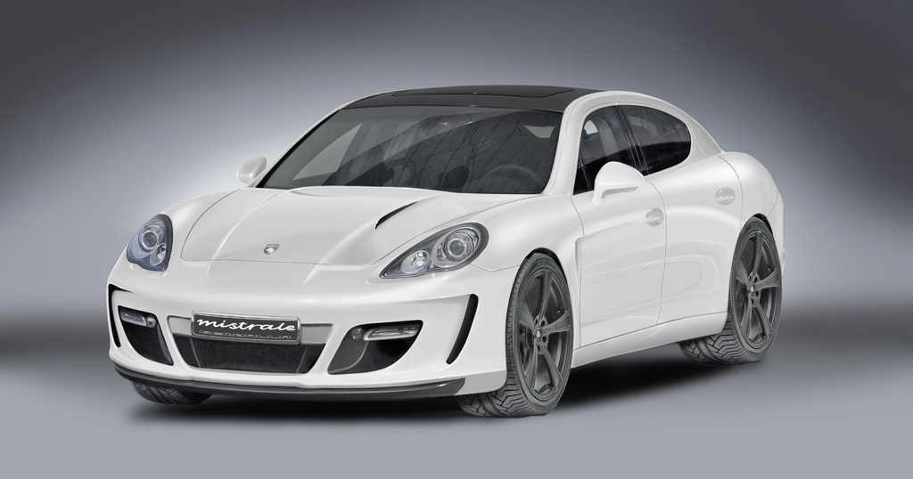 Gemballa MISTRALE Porsche Panamera Turbo