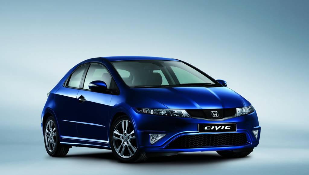 Honda Civic Si announced