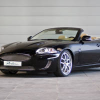 Jaguar XKR 5.0L Convertible by Arden