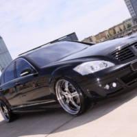 MEC Design Mercedes CL and S Class