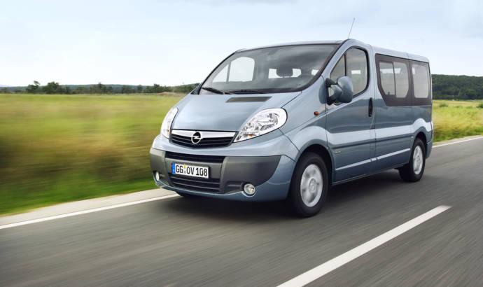 Opel Vivaro Combi ecoFLEX