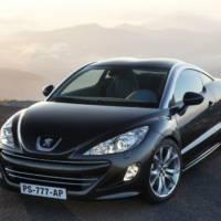 Peugeot RCZ official photos and details