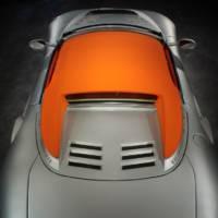 Spyker C8 Aileron Spyder unveiled