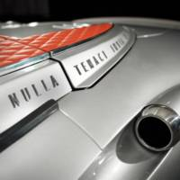 Spyker C8 Aileron Spyder unveiled