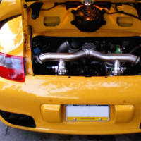 Switzer Performance Porsche 997 Twin Turbo with 800 HP