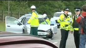 Video : Shocking Campaign Against Texting while Driving