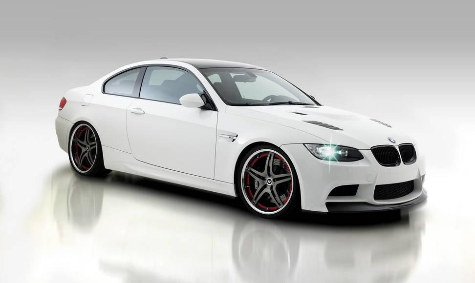 Vorsteiner BMW M3 E90 GTS3