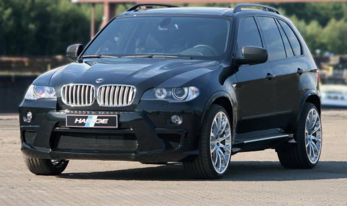 2009 Hartge BMW X5 E70 body kit