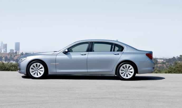 BMW ActiveHybrid 7 Series