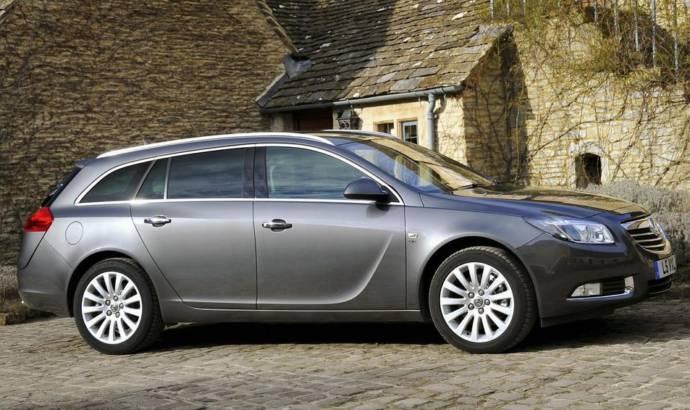 Vauxhall Insignia ecoFLEX Sports Tourer 2.0 CDTi