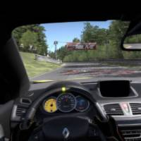 2009 Renault Megane Sport in Need for Speed Shift