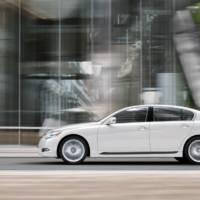 2010 Lexus GS 450h facelift