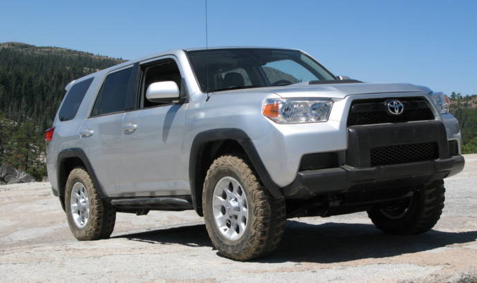 2010 Toyota 4Runner gets more power and better MPG