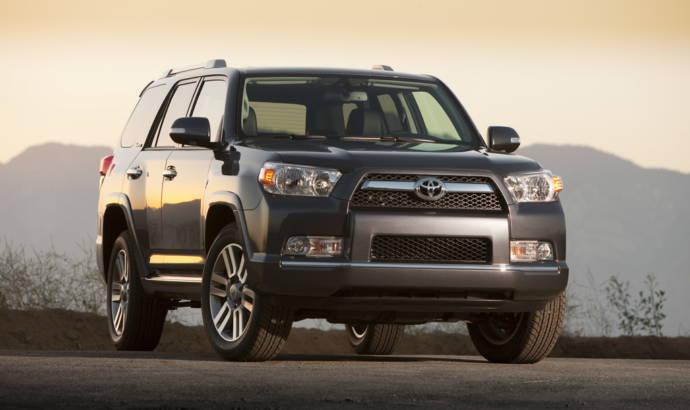 2010 Toyota 4Runner Venza Prius Land Cruiser and Tacoma price