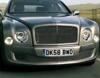 Bentley Mulsanne promo video