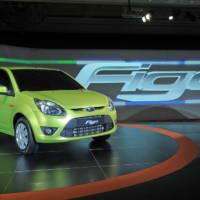 Ford Figo revealed
