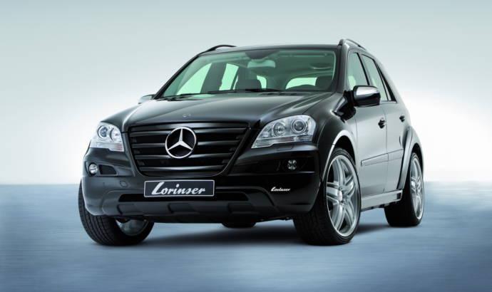 Lorinser Mercedes M Class