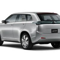 Mitsubishi Concept PX-MiEV revealed