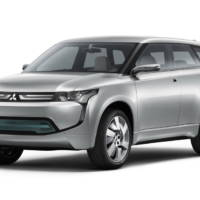 Mitsubishi Concept PX-MiEV revealed