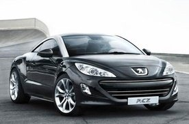 Peugeot RCZ UK price