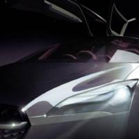 Subaru Hybrid Tourer Concept revealed ahead of Tokyo 2009