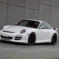 TECHART Porsche 911 Carrera 4S 997