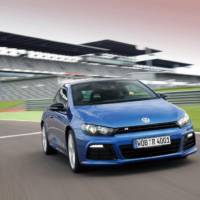 Volkswagen Scirocco R in free racing game for iPhone