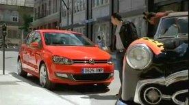 2009 Volkswagen Polo Commercial Video