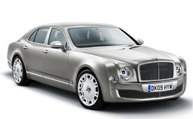 Bentley Mulsanne Coupe and Convertible