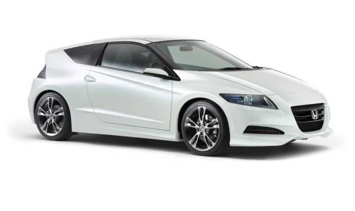 Honda CR-Z Concept closer to production