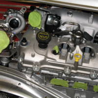1934 Ford 3-Window Coupe Hot Rod - SEMA 2009