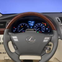 2010 Lexus LS 460 and GS Models price