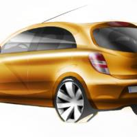 2010 Nissan Micra Sketches