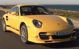2010 Porsche 911 Turbo review video