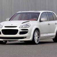GEMBALLA GT 750 AERO 3 Porsche 957 Cayenne Turbo